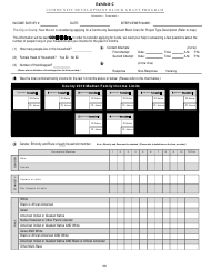 "Exhibit C ""Sample Survey"" - New Mexico (English/Spanish)"