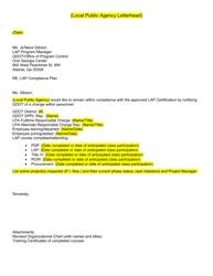 """Lap Compliance Plan"" - Georgia (United States)"