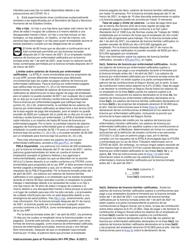 """Instrucciones para IRS Formulario 941-PR """"Planilla Para La Declaracion Federal Trimestral Del Patrono"""" (Puerto Rican Spanish), Page 13"""
