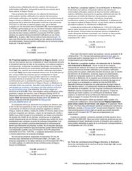 """Instrucciones para IRS Formulario 941-PR """"Planilla Para La Declaracion Federal Trimestral Del Patrono"""" (Puerto Rican Spanish), Page 14"""