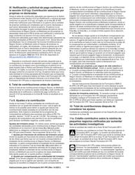 """Instrucciones para IRS Formulario 941-PR """"Planilla Para La Declaracion Federal Trimestral Del Patrono"""" (Puerto Rican Spanish), Page 15"""
