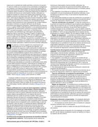"""Instrucciones para IRS Formulario 941-PR """"Planilla Para La Declaracion Federal Trimestral Del Patrono"""" (Puerto Rican Spanish), Page 19"""
