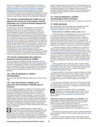 """Instrucciones para IRS Formulario 941-PR """"Planilla Para La Declaracion Federal Trimestral Del Patrono"""" (Puerto Rican Spanish), Page 21"""