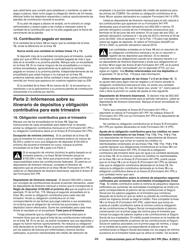 """Instrucciones para IRS Formulario 941-PR """"Planilla Para La Declaracion Federal Trimestral Del Patrono"""" (Puerto Rican Spanish), Page 22"""