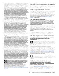 """Instrucciones para IRS Formulario 941-PR """"Planilla Para La Declaracion Federal Trimestral Del Patrono"""" (Puerto Rican Spanish), Page 24"""
