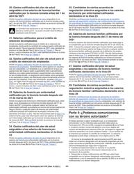 """Instrucciones para IRS Formulario 941-PR """"Planilla Para La Declaracion Federal Trimestral Del Patrono"""" (Puerto Rican Spanish), Page 25"""