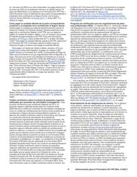 """Instrucciones para IRS Formulario 941-PR """"Planilla Para La Declaracion Federal Trimestral Del Patrono"""" (Puerto Rican Spanish), Page 4"""