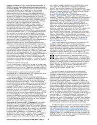 """Instrucciones para IRS Formulario 941-PR """"Planilla Para La Declaracion Federal Trimestral Del Patrono"""" (Puerto Rican Spanish), Page 5"""