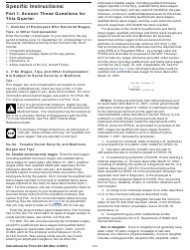 """Instructions for IRS Form 941-SS """"Employer's Quarterly Federal Tax Return - American Samoa, Guam, the Commonwealth of the Northern Mariana Islands, and the U.S. Virgin Islands"""", Page 11"""