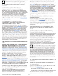 """Instructions for IRS Form 941-SS """"Employer's Quarterly Federal Tax Return - American Samoa, Guam, the Commonwealth of the Northern Mariana Islands, and the U.S. Virgin Islands"""", Page 19"""