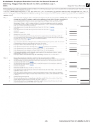 """Instructions for IRS Form 941-SS """"Employer's Quarterly Federal Tax Return - American Samoa, Guam, the Commonwealth of the Northern Mariana Islands, and the U.S. Virgin Islands"""", Page 26"""