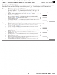 """Instructions for IRS Form 941-SS """"Employer's Quarterly Federal Tax Return - American Samoa, Guam, the Commonwealth of the Northern Mariana Islands, and the U.S. Virgin Islands"""", Page 28"""