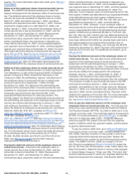 """Instructions for IRS Form 941-SS """"Employer's Quarterly Federal Tax Return - American Samoa, Guam, the Commonwealth of the Northern Mariana Islands, and the U.S. Virgin Islands"""", Page 3"""