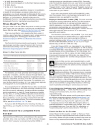 """Instructions for IRS Form 941-SS """"Employer's Quarterly Federal Tax Return - American Samoa, Guam, the Commonwealth of the Northern Mariana Islands, and the U.S. Virgin Islands"""", Page 8"""