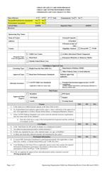 """Child Care Center Monitoring Form"" - Georgia (United States)"
