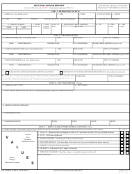 DA Form 2166-8 NCO Evaluation Report