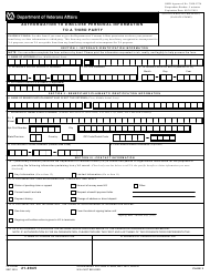 VA Form 21-0845 Authorization to Disclose Personal Information to a Third Party, Page 2
