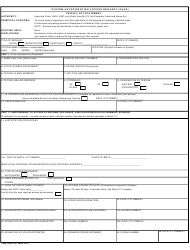 "TAM Form 381 ""System Authorization Access Request (Saar)"""