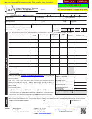 "Form 53-v ""Vendor's Use Tax Return"" - Missouri"