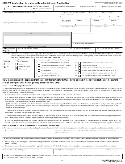 Va Loan Application Form on free personal, printable buiness, uniform residential, sample small, bank america car, printable business, free print,