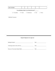 Software Evaluation Form   Software Evaluation Form Smyrna School District Download Printable