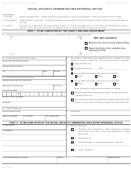 Form MC 194 Administration Referral Notice - California