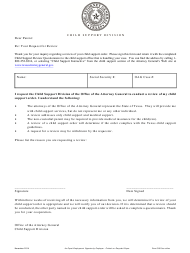 Form 3F002e Request for Review - Texas