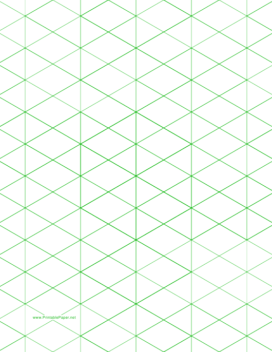 """Large Green Half-Square Triangle Paper"" Download Pdf"