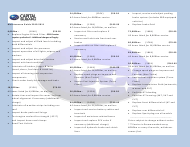 """Maintenance Schedule Template for 2010-2011 Car Models - Capital Subaru"""