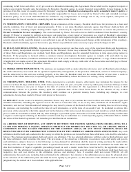 """""""Agreement Template to Rent or Lease"""" - California, Page 3"""
