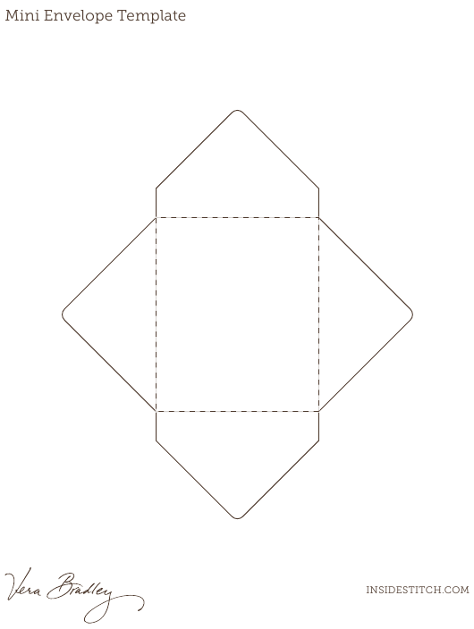 Template To Print On Envelope from data.templateroller.com