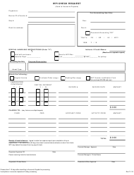 Wpi Check Request Form
