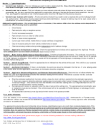 page_2_thumb Online Application Form Template on summer program, generic job, personal loan, college scholarship, sample volunteer, internal job, blank employment, free employee, gym membership, fashion model,