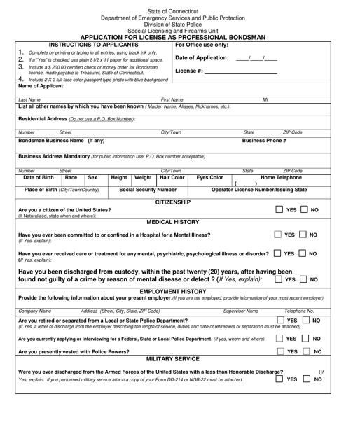Form DPS-166-C  Printable Pdf