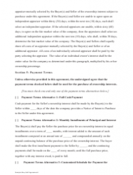 """Sample Buy-Sell Agreement Template"", Page 10"
