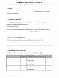 """Sample Buy-Sell Agreement Template"", Page 12"