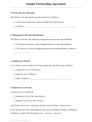 """Sample Buy-Sell Agreement Template"", Page 13"
