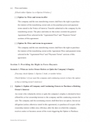 """Sample Buy-Sell Agreement Template"", Page 2"