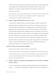 """Sample Buy-Sell Agreement Template"", Page 3"