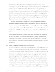 """Sample Buy-Sell Agreement Template"", Page 4"