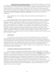 """Security Agreement (Form Public Deposit)"" - Connecticut, Page 5"