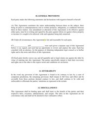"""Cohabitation Agreement Form"" - City of Columbus, Ohio, Page 5"