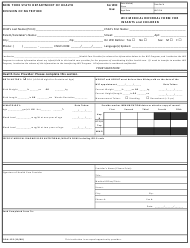 """Form DOH-132 """"Wic Medical Referral Form for Infants and Children"""" - New York"""