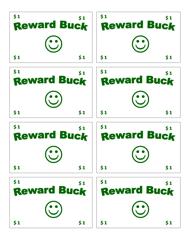 """One Reward Buck Template"" - United Kingdom"