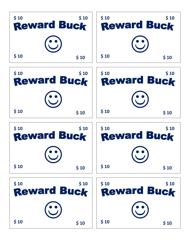"""""""Ten Reward Buck Template"""""""