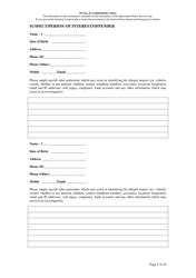 """Fraud Report Form"" - Queensland, Australia, Page 5"