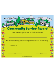community service and volunteering timesheet template download
