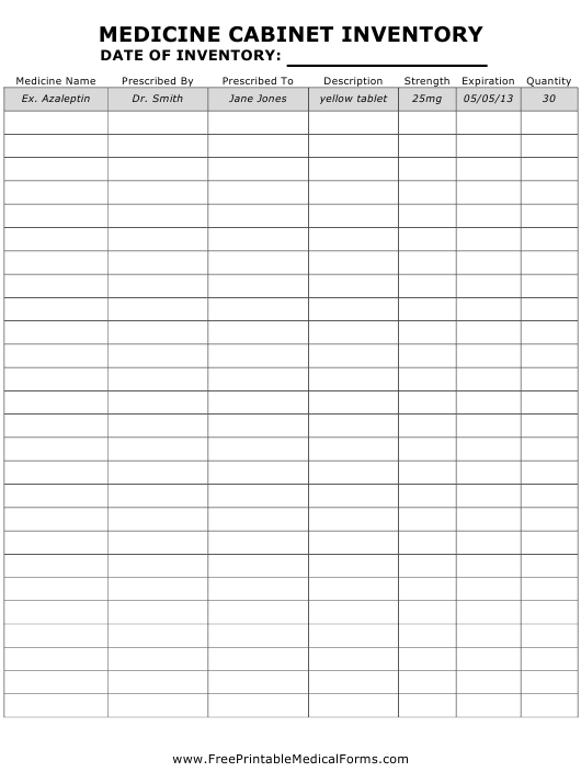 Comic Book Inventory Template from data.templateroller.com