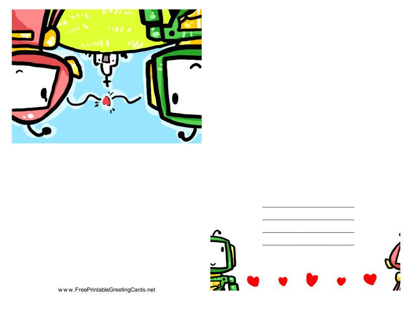 """Greeting Card Template"" Download Pdf"