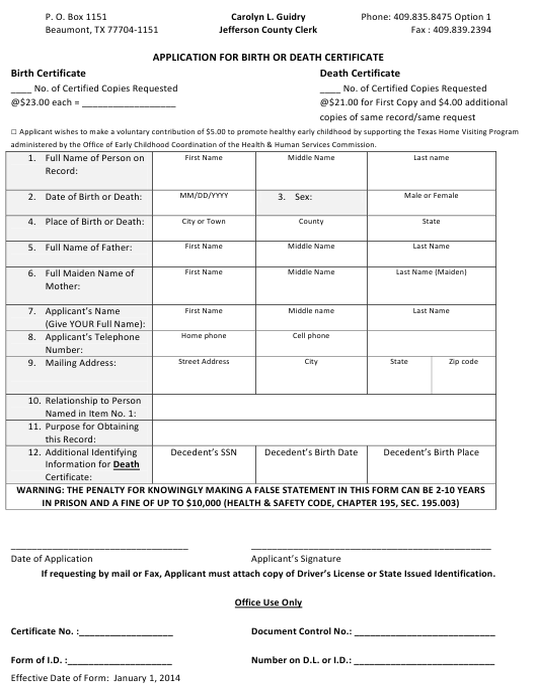 Form VS-142.3(A) Printable Pdf